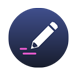 Hub plus notes icon