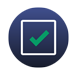 Hub plus tasks icon