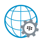 BlackBerry Web Services for UEM icon